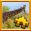 Giraffe Complete! in Pixel Puzzles Ultimate