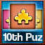 10 Puzzles Complete! in Pixel Puzzles Ultimate