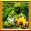 Mossy Buddhas Complete! in Pixel Puzzles Ultimate