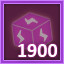 Cube Collect 1900 in Slash It Ultimate