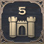 5 Upgrades in Stronghold in Pillars of Eternity