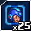 Bronze x25 in Mega Man Legacy Collection 2