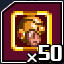 Gold x50 in Mega Man Legacy Collection 2