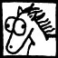 Horse Senseless in West of Loathing