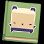 Big Square Bear in Alphabear: Hardcover Edition