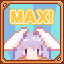 MAX Rank Finish! in Rabi-Ribi