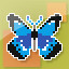 Butterfly in Draw Puzzle