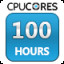 CPUCores Hours Used: 100 in CPUCores :: Maximize Your FPS