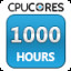 CPUCores Hours Used: 1000 in CPUCores :: Maximize Your FPS