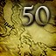 Fifty Scenarios Completed in Age of Empires II HD