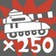 Kill 250 Tanks in AirMech Strike