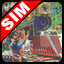 Locomotion - Sim - Bonus Multiplier x5 in Zaccaria Pinball
