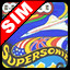 Supersonic - Score Novice in Zaccaria Pinball