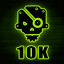 Infected Killer Level 1 in They Are Billions