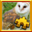 Barn Owl Complete! in Pixel Puzzles Ultimate