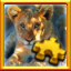 Lion Cub Complete! in Pixel Puzzles Ultimate