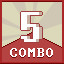 5-Combo in Death Coming