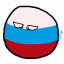 Russiaball in Countryballs: Over The World