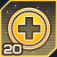 Reach Level 20 Medic in Killing Floor 2