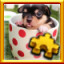 Puppy Complete! in Pixel Puzzles Ultimate