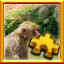 Macaques Complete! in Pixel Puzzles Ultimate