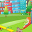 Complete level 14 in Viki Spotter: Megapolis
