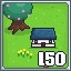 150 Buildings in Harvest Seasons