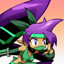 Ninja vanish! in Shantae: Half-Genie Hero