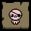 Cain in The Binding of Isaac: Rebirth
