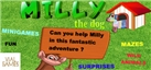 Milly the dog achievements
