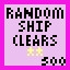 Random Ship Clears 2 in Vaporspace
